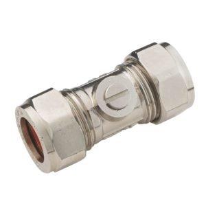 Isolating valve