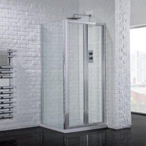 Venturi 6 bifold shower door